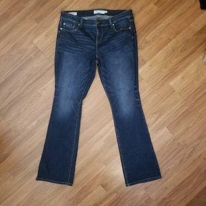 Torrid Slim Boot Jean's Size 12 Tall